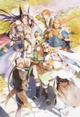 TVアニメ『グランクレスト戦記』キービジュアル