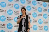 イベント『六本木牧場』に登壇した吉田沙保里