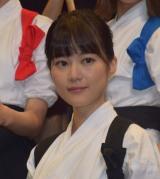 『あさひなぐ』新キャスト発表イベントに出席した乃木坂46・生田絵梨花 (C)ORICON NewS inc.