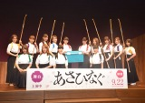 『あさひなぐ』新キャスト発表イベントの模様 (C)ORICON NewS inc.