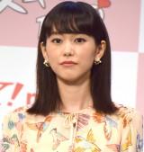 ワイモバイル新CM発表会に出席した桐谷美玲 (C)ORICON NewS inc.