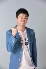 日本テレビ系連続ドラマ『フランケンシュタインの恋』に出演中の新井浩文 (C)日本テレビ