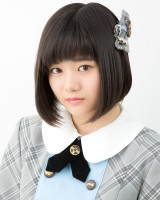 暫定66位のAKB48・中野郁海 (C)AKS