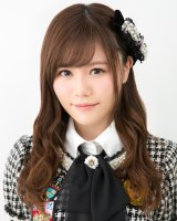 暫定55位 5,557票 込山榛香(AKB48 Team 4)(C)AKS