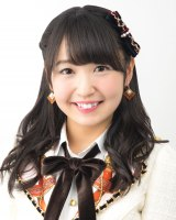 暫定62位 5,159票 惣田紗莉渚(SKE48 Team KII)(C)AKS