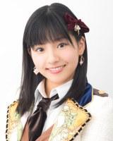 暫定22位 10,489票 後藤楽々(SKE48 Team E)(C)AKS
