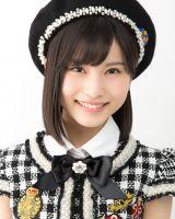 暫定25位 9,624票 福岡聖菜(AKB48 Team B)(C)AKS