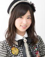 暫定28位 8,653票 岩立沙穂(AKB48 Team 4)(C)AKS