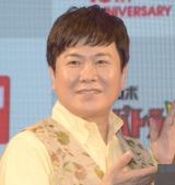 『DX超合金魂 超電磁ロボ コン・バトラーV』の発表会に参加した三ツ矢雄二 (C)ORICON NewS inc.