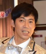 熱海五郎一座舞台第4弾『消えた目撃者と悩ましい遺産』の囲み取材に出席したTake2・東貴博 (C)ORICON NewS inc.