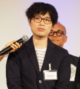『第54回ギャラクシー賞』ラジオ部門大賞を受賞した番組パーソナリティ・荻上チキ (C)ORICON NewS inc.