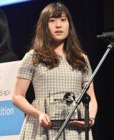 『Avex digital Award』最優秀企画者の後藤美波さん (C)ORICON NewS inc.