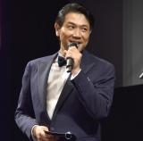 別所哲也=『ショートショート フィルムフェスティバル&アジア2017』オープニングセレモニー (C)ORICON NewS inc.