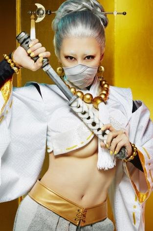 浅田舞、舞台『煉獄に笑う』出演決定