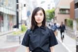 注目モデルの林田岬優(撮影:勝又義人) (C)oricon ME inc.