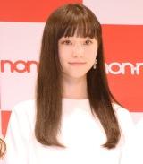 『non-no』の専属モデルになった山田愛奈 (C)ORICON NewS inc.