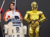 """東京・六本木ヒルズアリーナで開催された""""STAR WARS DAY"""" TOKYOの模様。R2-D2、C-3POも登場 (C)ORICON NewS inc."""