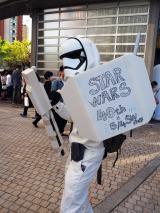 """東京・六本木ヒルズアリーナで開催された""""STAR WARS DAY"""" TOKYOの模様。コスプレを楽しむファンも多数来場 (C)ORICON NewS inc."""