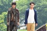 日本テレビ系連続ドラマ『フランケンシュタインの恋』に出演する(左から)綾野剛、柳楽優弥 (C)日本テレビ