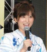 宇賀なつみアナウンサー(写真は2014年のもの) (C)ORICON NewS inc.
