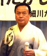 ファンの集い&バースデーイベントを開催した細川たかし (C)ORICON NewS inc.