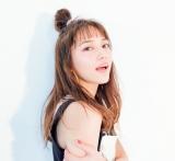 """""""神ってる""""かわいさのピンクメイクを披露した川口春奈=『mini』(宝島社)"""
