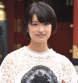 映画『こどもつかい』公開直前大ヒット念願イベントに登場した門脇麦 (C)ORICON NewS inc.