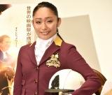 ハビエル選手と破局を否定した安藤美姫 (C)ORICON NewS inc.