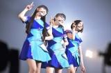「3人あわせてPerfumeです♪」=『Perfume Fes!!2017』より 写真:上山陽介