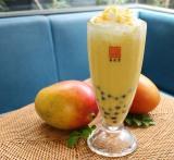 『タピオカマンゴーミルクティー(アイス)』(税抜価格:650円)