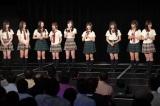 21stシングルの選抜メンバーが発表されたSKE48『青春ガールズ』公演より(C)AKS