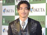 『THE MAN OF EXILE AKIRA 2006-2016』発売記念イベントを行ったEXILE AKIRA (C)ORICON NewS inc.