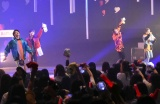ライブイベント『LOVE in Action Meeting(LIVE)』に出演したDa-iCE (C)ORICON NewS inc.