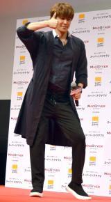 スーパー!ドラマTV Presents海外ドラマ『マクガイバー』プレミア試写会に出席した宮野真守 (C)ORICON NewS inc.
