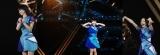 チャットモンチーとの対バンライブで「はみがきのうた」を初披露したPerfume(左からかしゆか、あ〜ちゃん、のっち)