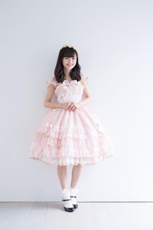 『別冊カドカワDirecT 06』に登場するNGT48中井りか
