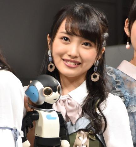 週刊『ロビ2』創刊記念イベントに出席したAKB48・向井地美音 (C)ORICON NewS inc.