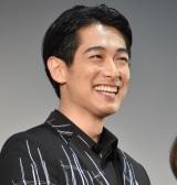 映画『結婚』完成披露試写会に出席したディーン・フジオカ (C)ORICON NewS inc.