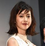 映画『結婚』完成披露試写会に出席した松本若菜 (C)ORICON NewS inc.