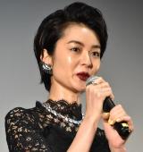 映画『結婚』完成披露試写会に出席した中村映里子 (C)ORICON NewS inc.