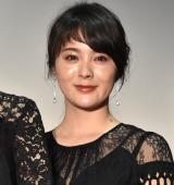 映画『結婚』完成披露試写会に出席した貫地谷しほり (C)ORICON NewS inc.