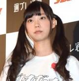 期間限定店『週プレ酒場』オープニングイベントに出席した青山ひかる (C)ORICON NewS inc.