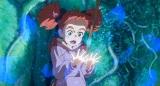 米林宏昌監督のアニメーション映画『メアリと魔女の花』(7月8日公開)メインビジュアル(C)2017「メアリと魔女の花」製作委員会