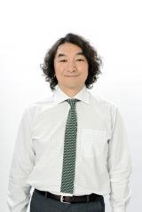 読売テレビ・日本テレビ系連続ドラマ『脳にスマホが埋められた!』に出演する池田鉄洋(C)読売テレビ