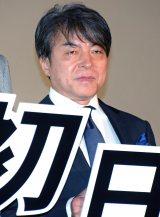『昼顔』初日舞台あいさつに登壇した西谷弘監督 (C)ORICON NewS inc.