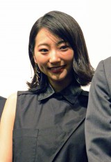 映画『パパのお弁当は世界一』で渡辺俊美とW主演する武田玲奈 (C)ORICON NewS inc.