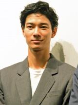 映画『パパのお弁当は世界一』初日舞台あいさつに登壇した清原翔 (C)ORICON NewS inc.