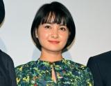 映画『逆光の頃』完成披露上映会に出席した葵わかな (C)ORICON NewS inc.