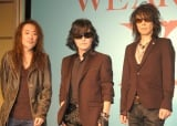 X JAPAN(左から)PATA、Toshl、HEATH (C)ORICON NewS inc.