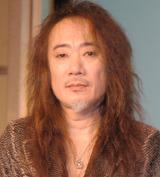 緊急記者会見を開いたX JAPANのPATA (C)ORICON NewS inc.